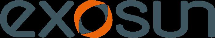 Exosun logo, logotipo