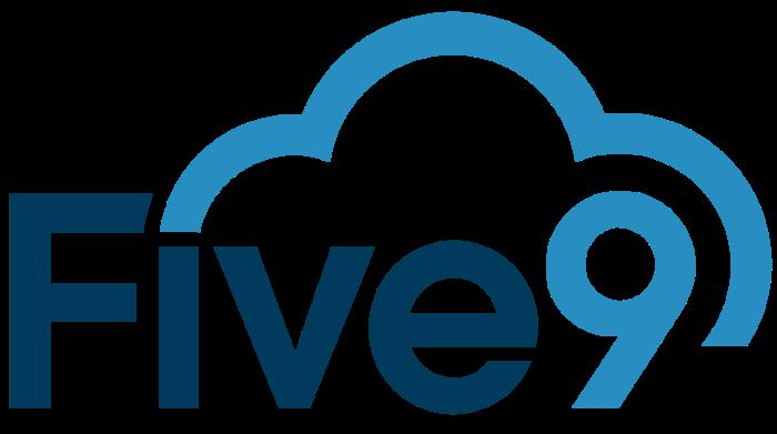 Five9 logo (Five 9)