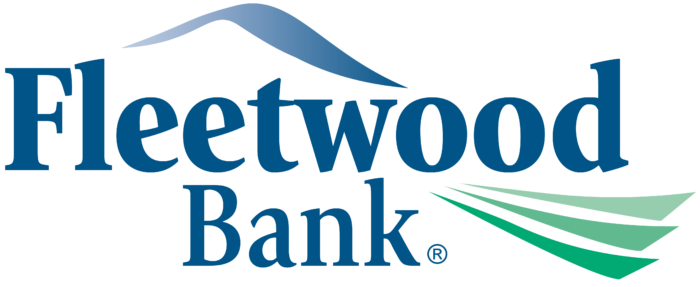 Fleetwood Bank logo, logotype
