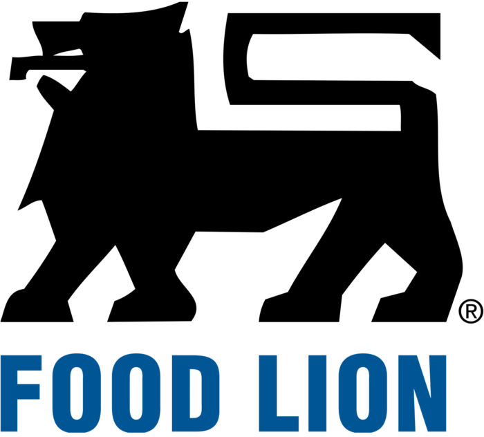Food Lion logo, logotype