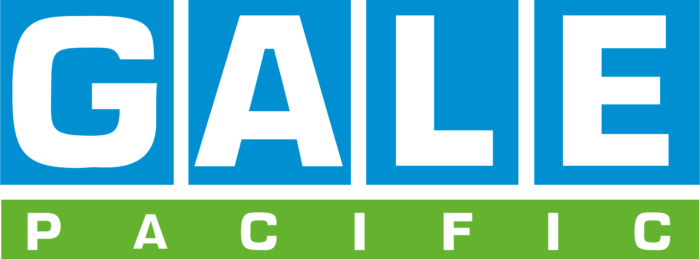 GALE Pacific logo, logotype