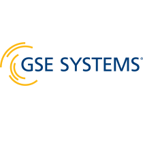 GSE Systems logo, logotipo