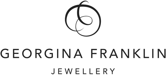 Georgina Franklin Jewellery logo, logotipo