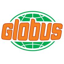 Globus logo, logotype