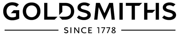 Goldsmiths Jewellers logo, logotype