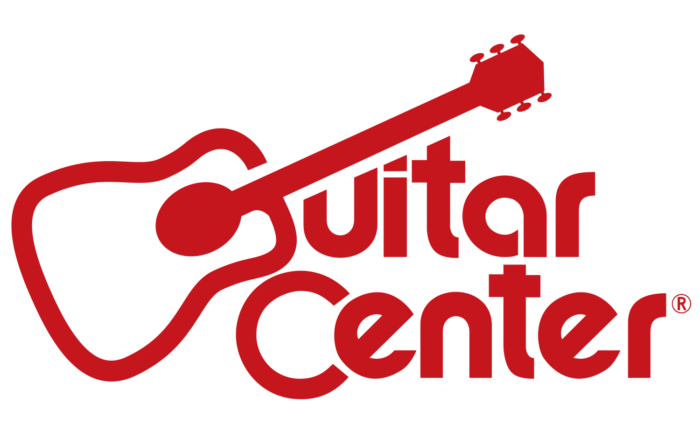 Guitar Center logo, logotipo