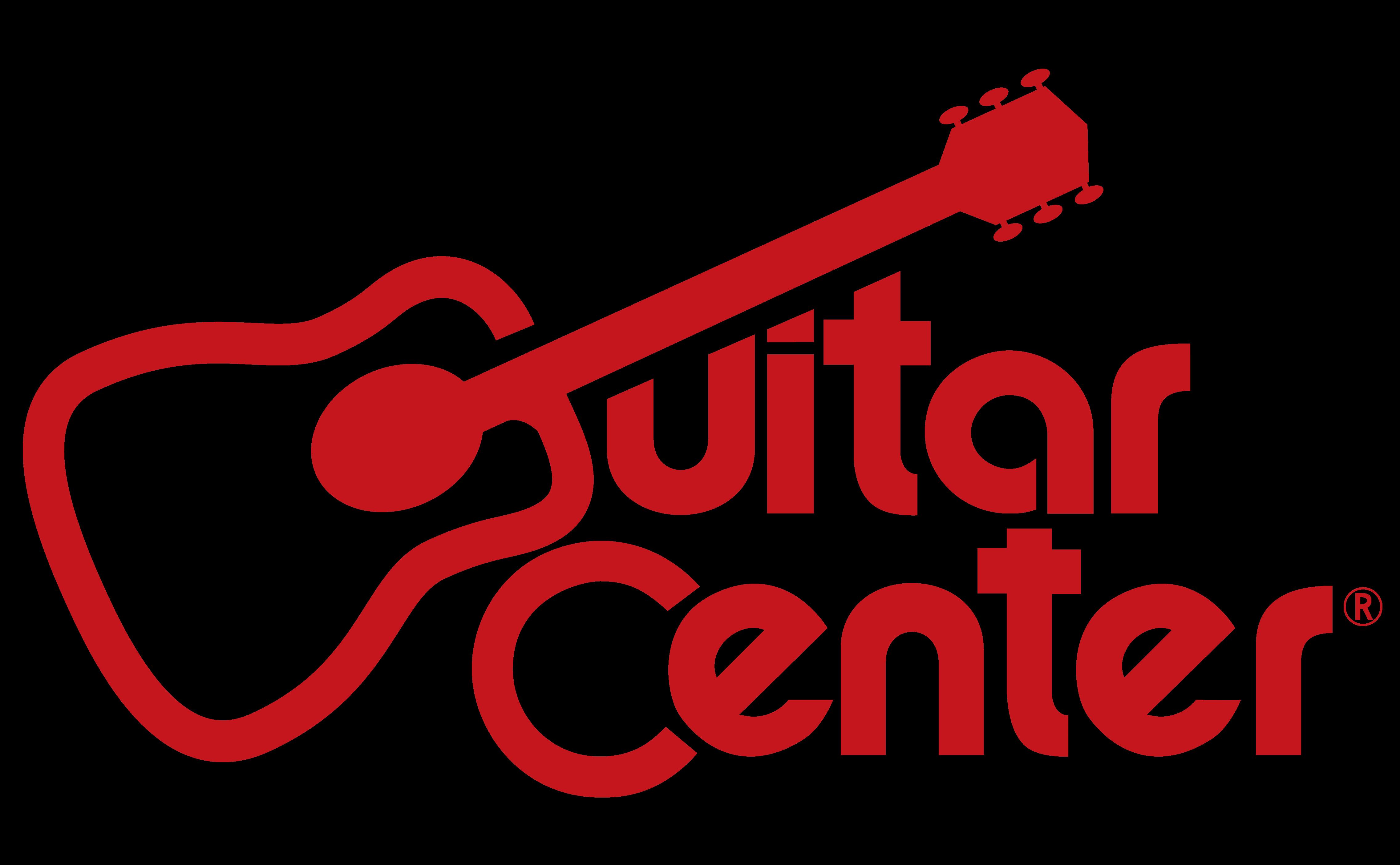 Guitar Center Logo Logotipo