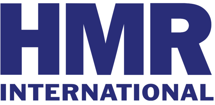 HMR International logo, symbol