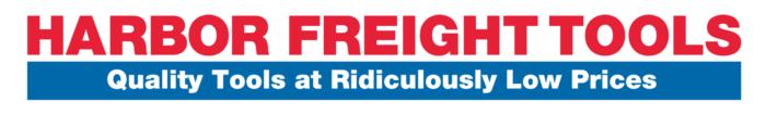 Harbor Freight Tools logo, logotype