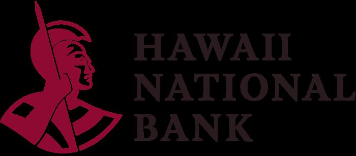 Hawaii National Bank logo, logotype