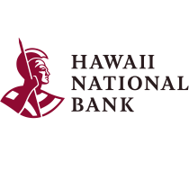 Hawaii National Bank logo, logotype