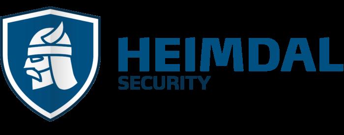 Heimdal Security Software logo, logotype