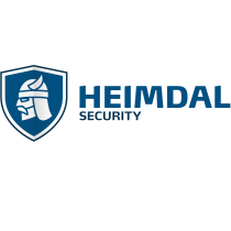 Heimdal Security Software logo, logotype