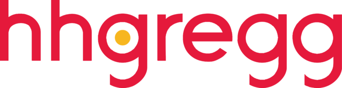 Hhgregg logo, logotipo
