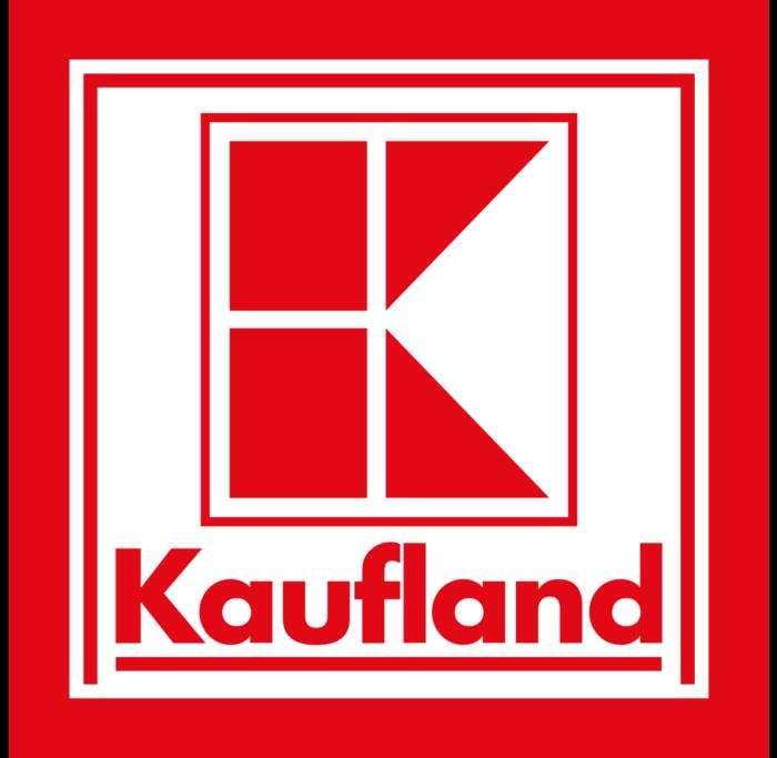 Kaufland logo, square