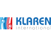 Klaren International logo, symbol