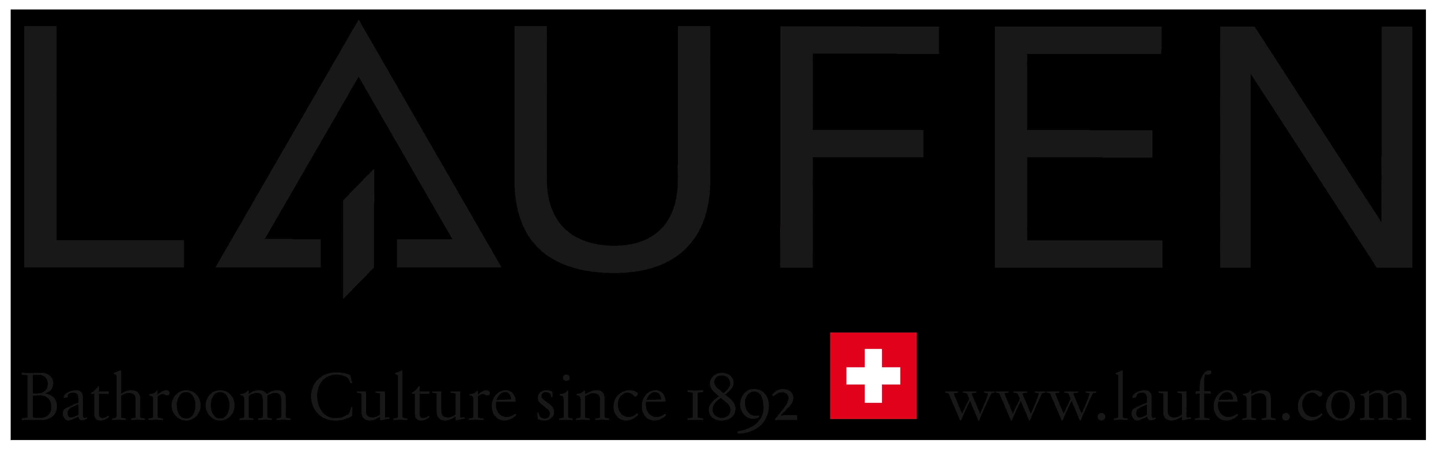 Imagini pentru laufen logo
