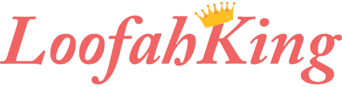 Loofah King logo