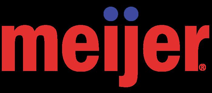 Meijer logo, logotipo