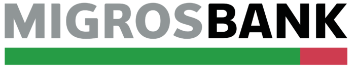 Migros Bank logo, logotype