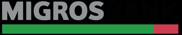 Migros Bank logo, logotype