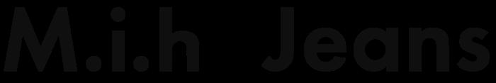 M.i.h Jeans logo, logotype (Mih Jeans)