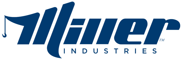 Miller Industries logo, logotype