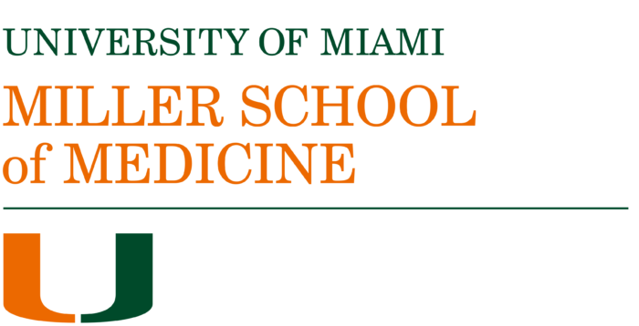 Miller School of Medicine logo (University of Miami)