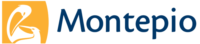 Montepio logo, logotype
