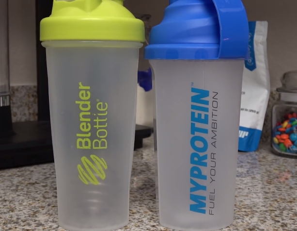 Myprotein glasses photo