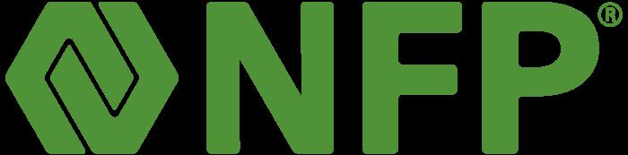 NFP logo, logotipo