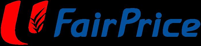 NTUC FairPrice logo, logotype