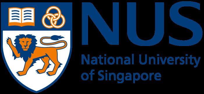 National University of Singapore logo (NUS)