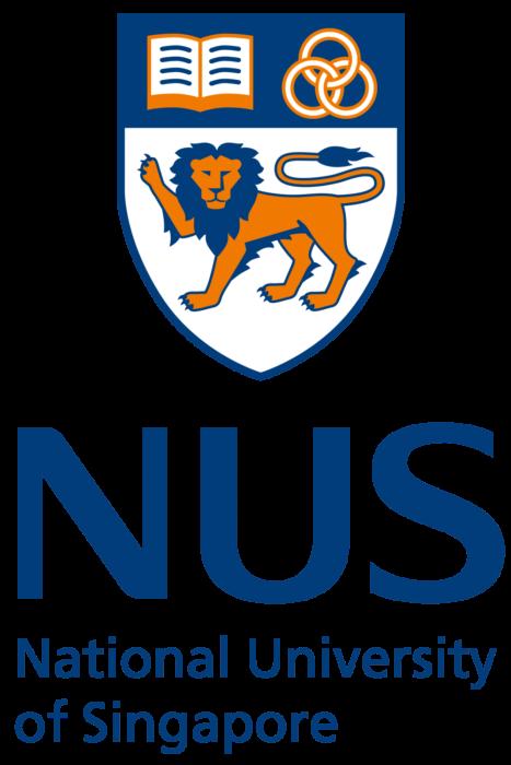 National University of Singapore logo, NUS logotype