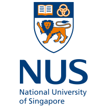 National University of Singapore logo, NUS logotype