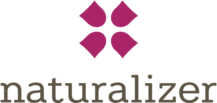 Naturalizer logo, logotype