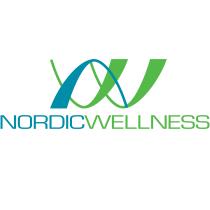 Nordic Wellness logo, symbol, emblem