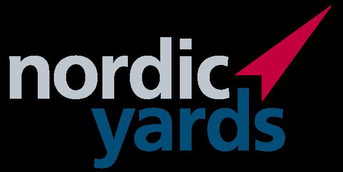 Nordic Yards logo, logotype