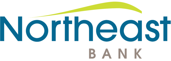 Northeast Bank logo, logotipo
