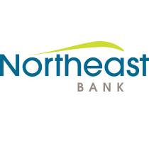 Northeast Bank logo, logotipo