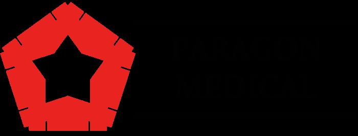 Paragon Medical logo, logotype