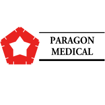 Paragon Medical logo, logotype