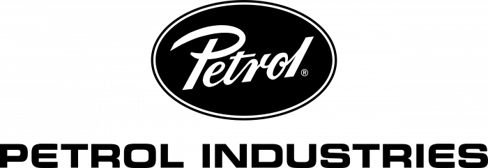 Petrol Industries logo black