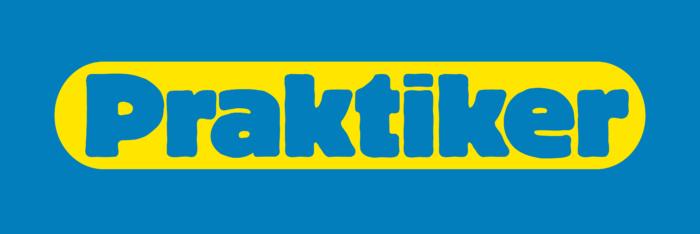 Praktiker logo, logotipo