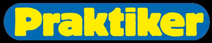 Praktiker logo, wordmark