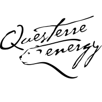 Questerre Energy logo, logotype