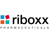 RIBOXX Pharmaceuticals logo, logotype