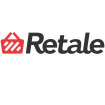 Retale logo, logotipo