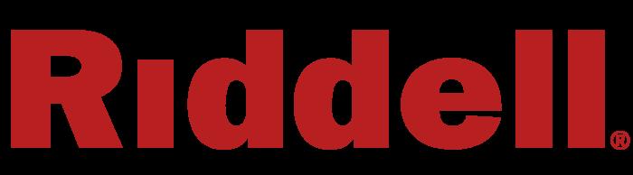Riddell logo, logotipo