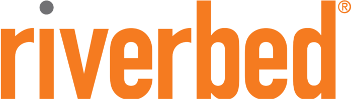 Riverbed logo, logotipo
